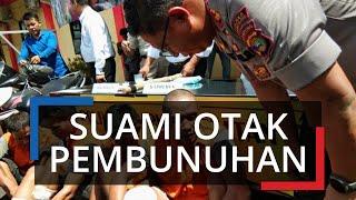 Suami Jadi Otak Pembunuhan Ibu Muda di Lampung Selatan, Tak Tahan Lantaran Sering Dimarahi Istri