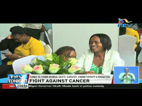 Faraja Medical Support Fund raises Ksh.100M for fighting cancer