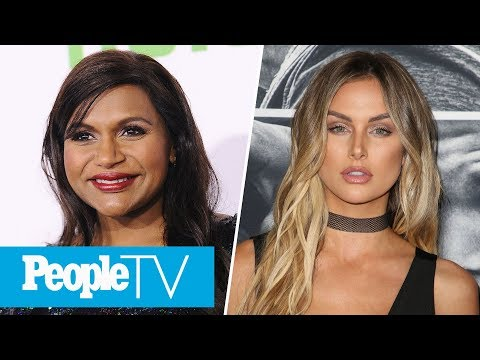 Mindy Kaling Goes Out For First Time As A Mom, Lala Kent Throws Major Shade At Jax Taylor | PeopleTV