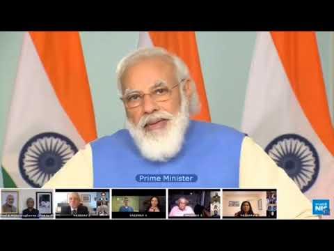 PM Shri Narendra Modi ji inaugurates VAIBHAV Summit