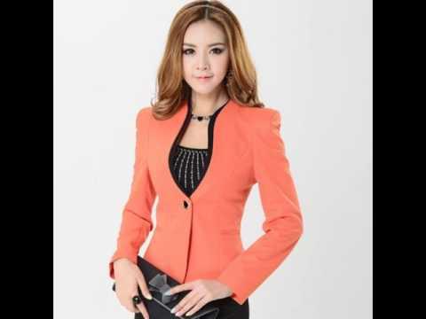 Outfit blazer de dama geniales♥