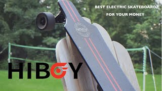 BEST ELECTRIC SKATEBOARD FOR YOUR MONEY!