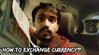 Travel Talks # 3 : How to get your Currency Exchanged before you travel?