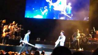 Jonas Brothers cover 'Drive My Car' 9/5/10 Daytona Beach