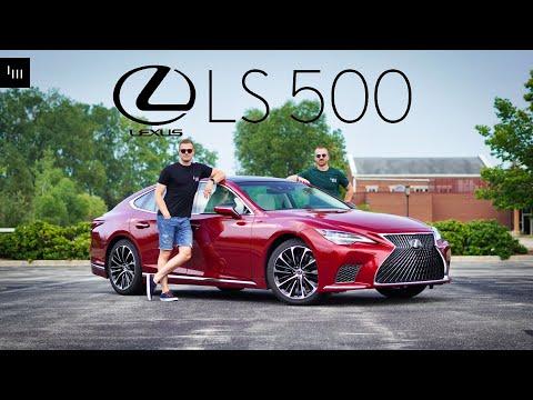 Lexus LS500 - Classic Luxury. Simple As That.