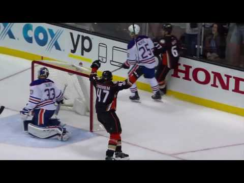 Edmonton Oilers v Anaheim Ducks - March 22, 2017 | Game Highlights | NHL 2016/17