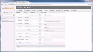 PHP Tutorials: Register & Login (Part 20): Admin Account