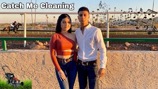 Our First Time At Turf Paradise | I Cleaned My House!