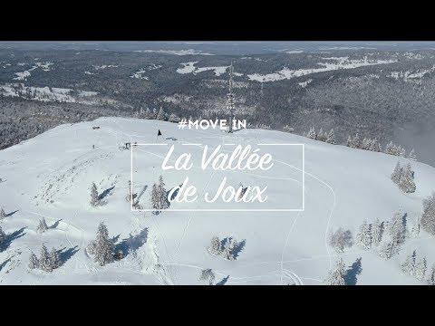 Das Vallée de Joux zur Winterzeit