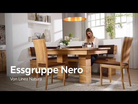 Esstisch NERO - Linea Natura Möbel bei XXXLutz