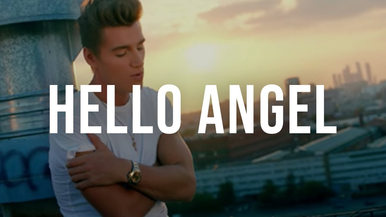 Alex Sparrow — Hello Angel