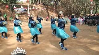 Lomba Senam Sajojo & Poco-poco
