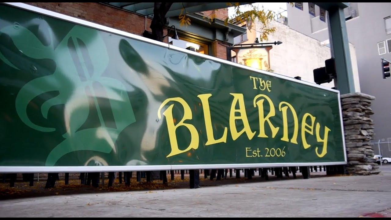 The Blarney Irish Pub in Toledo, Ohio