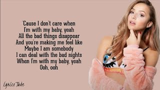Ed Sheeran & Justin Bieber - I Don't Care (Cover) (Lyrics) (Emma Heesters)