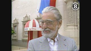 Theodor Geisel aka Dr. Seuss 1986