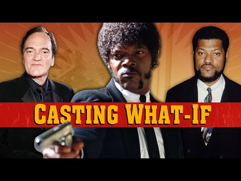 Quentin Tarantino Explains How Laurence Fishburne Turned Down Samuel L. Jackson's Pulp Fiction Role