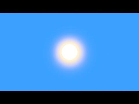 Proč je slunce žluté a obloha modrá?