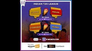 CSK vs KXIP | SRH vs MI - Fantasy Cricket Tips