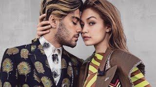 Zayn Malik ADMITS He Wears Gigi Hadid's Clothes In Vogue Magazine