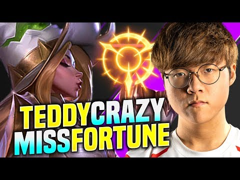 TEDDY is THE BEST MF in KOREA! - SKT T1 Teddy Plays Miss Fortune vs Jhin ADC! | Season 2020 KR SoloQ
