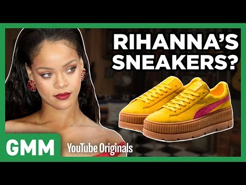 Guess That Celebrity Shoe Challenge