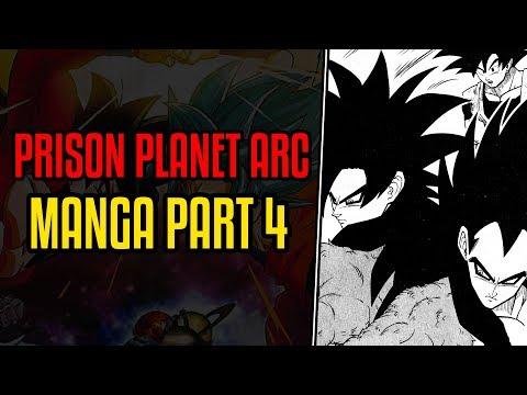 FU VS CUMBER! Super Dragon Ball Heroes Manga