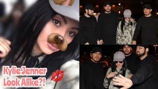 Kylie Jenner LookALike Pranks San Jose
