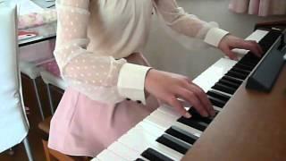 ピアノ/ムーミンパペットアニメ/OP音楽Moomins