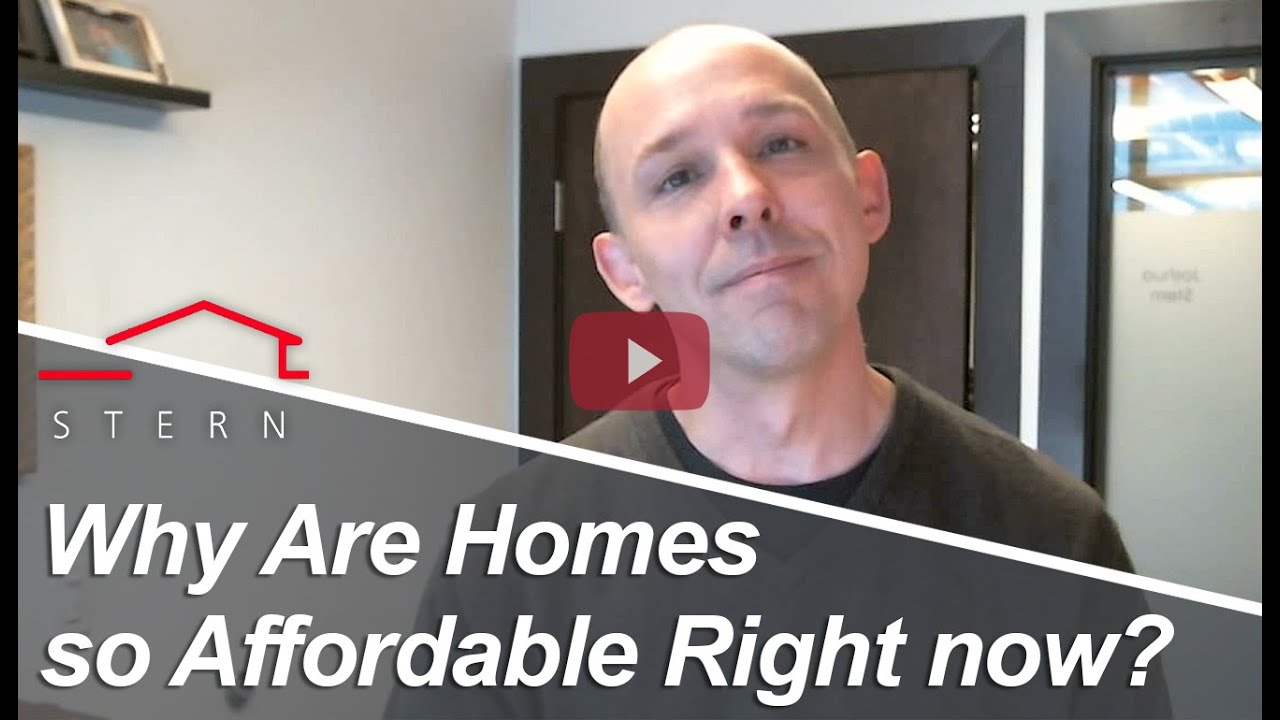Why Is Homeownership so Affordable in 2015?