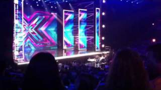 Melanie Amaro - Audition 1 - THE X FACTOR 2011 - Listen by Beyonce  - Full Live Version (6/15/2011)