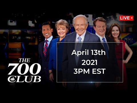 The 700 Club - April 13, 2021