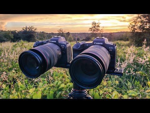 External Review Video Nam8fvK7vZA for Canon EOS R5 Full-Frame Mirrorless Camera