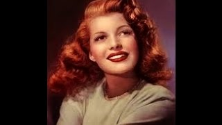 """MARGARET WHITING """"HE'S FUNNY THAT WAY"""", RITA HAYWORTH TRIBUTE (BEST HD QUALITY)"""
