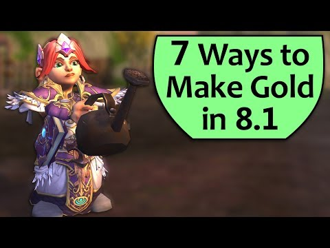 7 Ways To Make Gold In 8.1