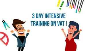 VAT Course and Training in UAE, Dubai