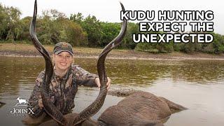 The unexpected Kudu Hunt (2018) | GTS Productions | John X Safaris
