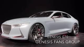 جينيسيس جي ٧٠ كونسبت - genesis G70