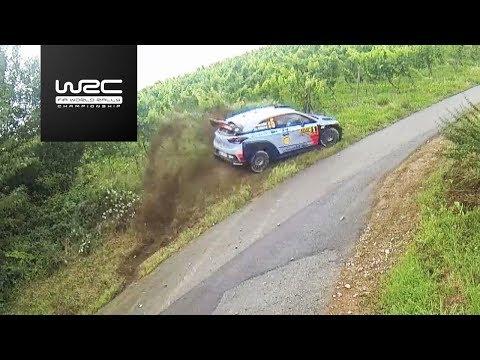 WRC - ADAC Rallye Deutschland 2017: Top 5 Highlights