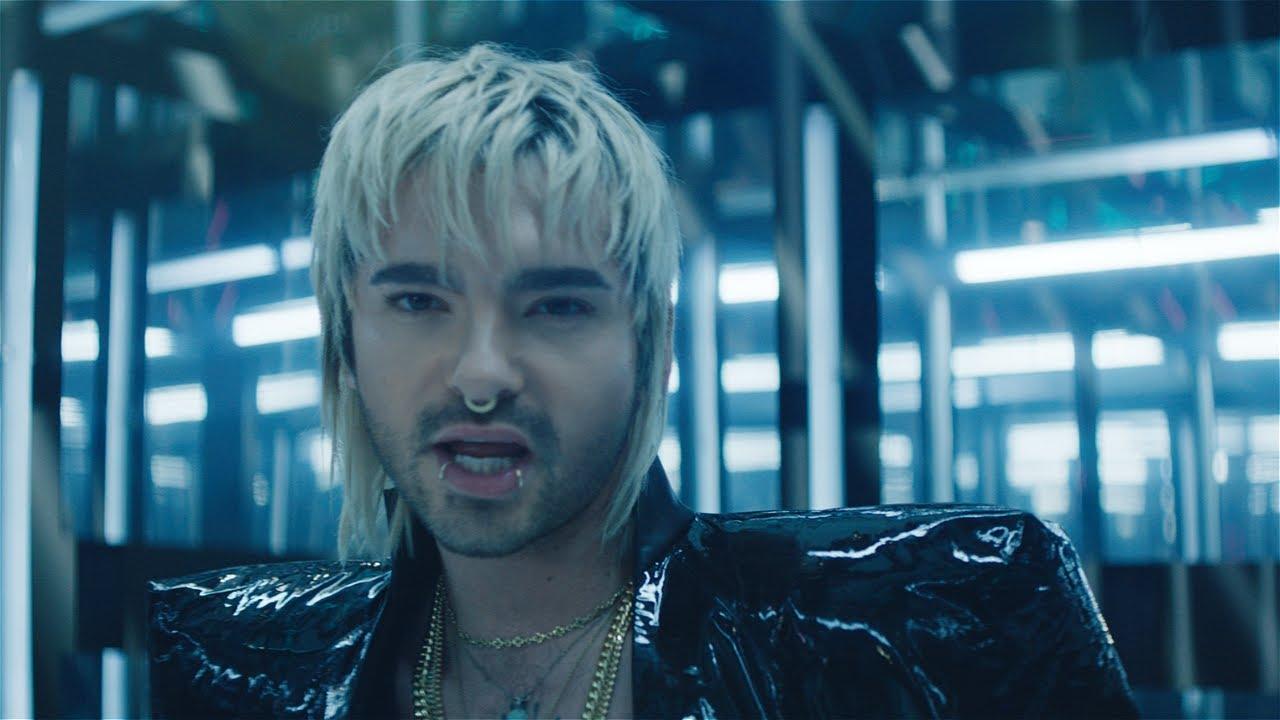 Tokio Hotel x VIZE — Behind Blue Eyes