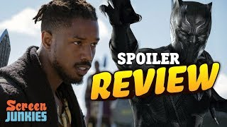 Black Panther - Review! (spoilers)