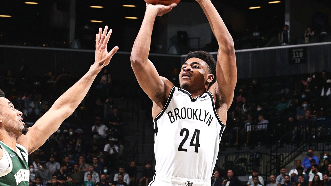 Nets Rookie Cam Thomas Gets BUCKETS & ICES the Game 🧊