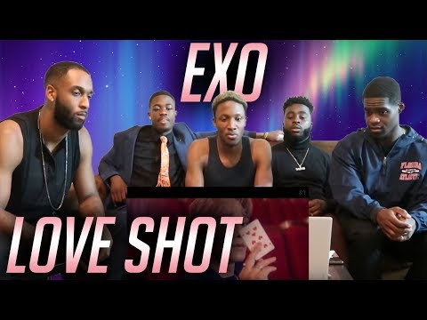 Download First Reaction Exo Love Shot Mv | MP3 Indonetijen