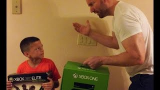 Child chooses 360 over XBOX ONE!!!
