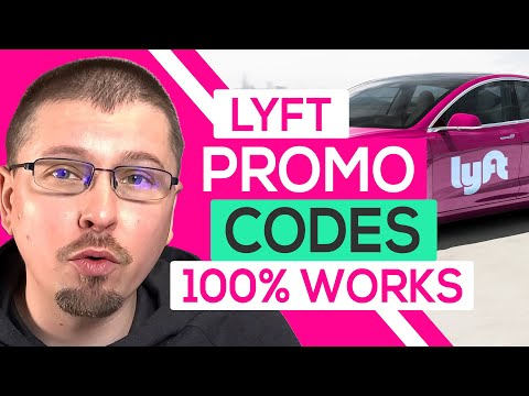 🤑 Lyft Promo Code for A Discount on EVERY ride (Free Lyft Ride Coupon 2020) 💰