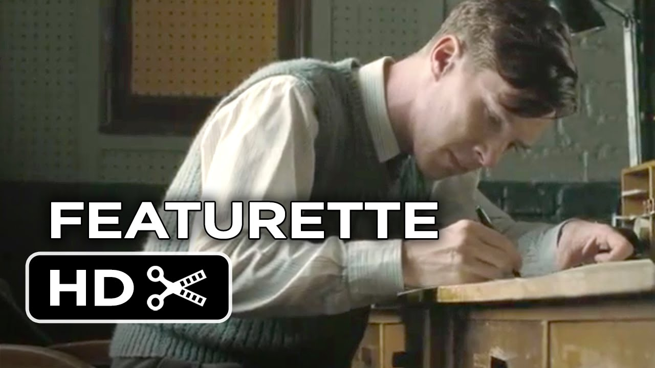 The Imitation Game Featurette – Producer (2014) – Keira Knightley, Benedict Cumberbatch Movie HD