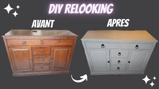 Rénover et relooker un meuble en bois