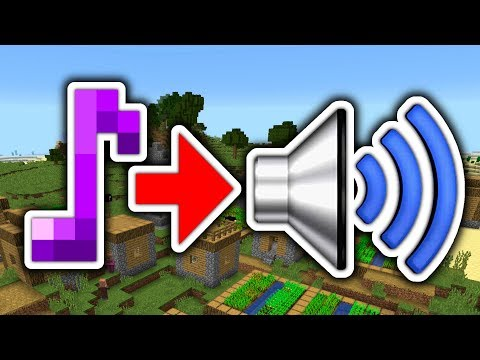 I replaced the sounds in Minecraft with memes