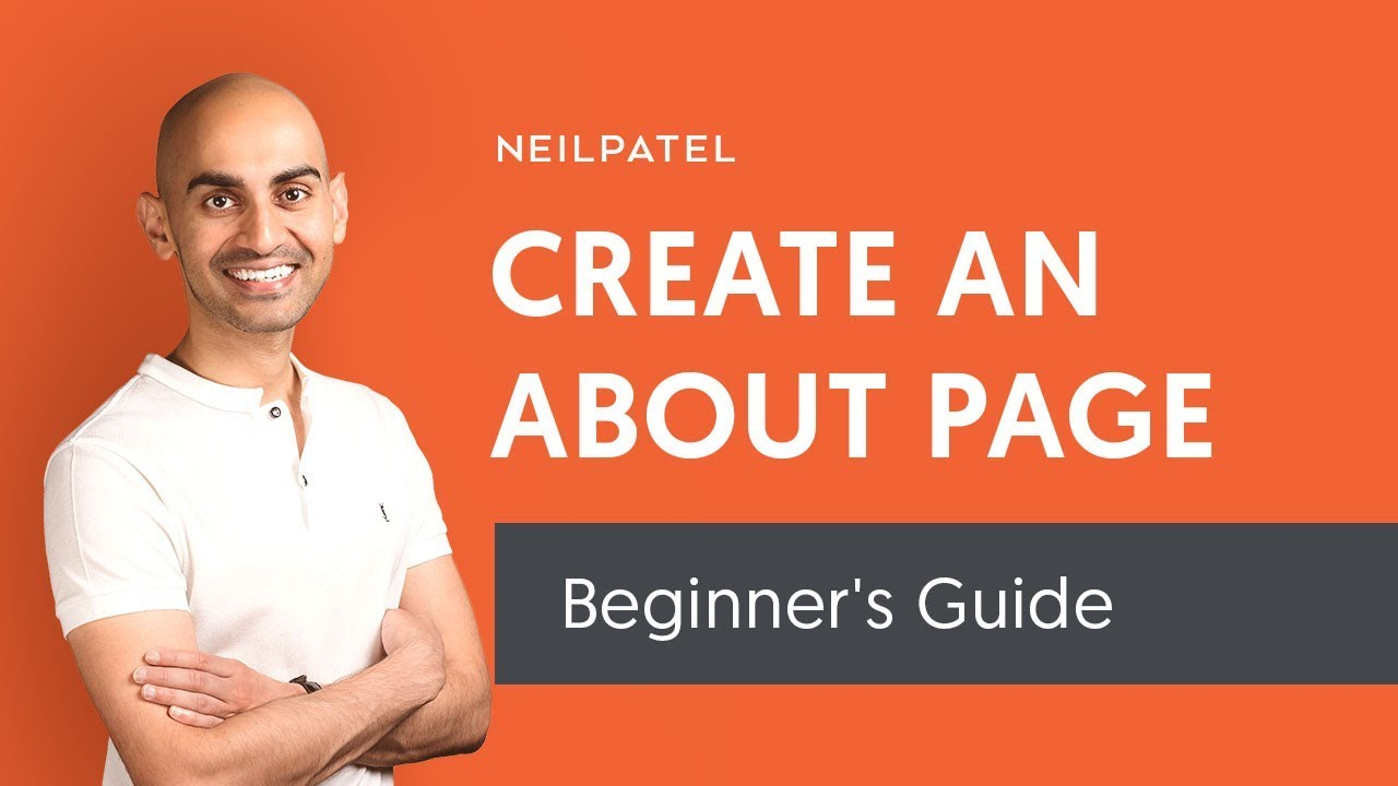 How to Create an Effective About Page