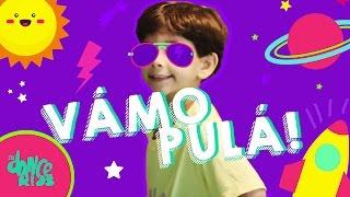 Vamo Pulá - Sandy & Junior - Coreografia | FitDance Kids