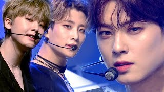 ASTRO   BLUE FLAME [Music Bank Ep 1005]